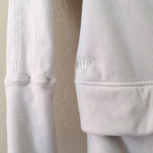 lululemon athletica Jackets & Coats - Lululemon fleece jacket